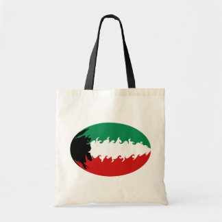 Kuwait Gnarly Flag Bag