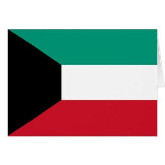 kuwait greeting card
