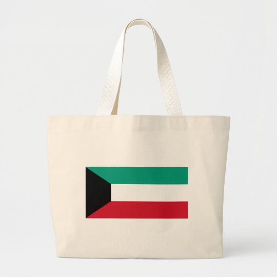 kuwait large tote bag