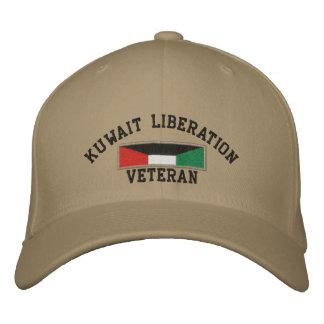 Kuwait Liberation Embroidered Baseball Cap