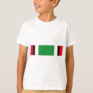 Kuwait Liberation Saudi Ribbon T-Shirt
