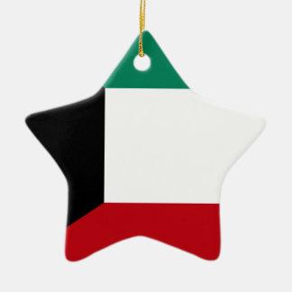 Kuwait Christmas Ornament