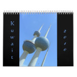 Kuwait sceneries - calendar 2010