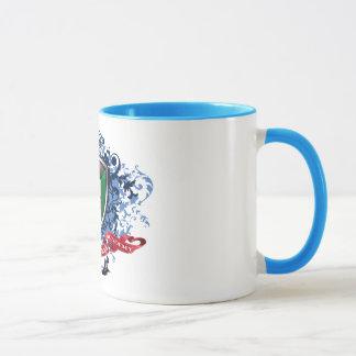 Kuwait Shinkyokushin Mug