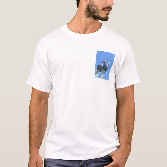 Kuwait towers - I love Kuwait T-Shirt