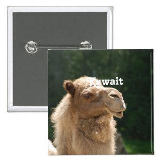 Kuwaiti Camel Pin