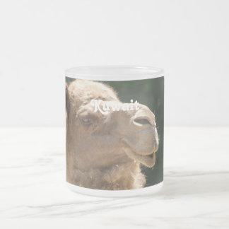 Kuwaiti Camel Coffee Mug
