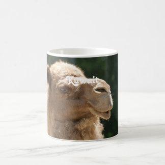 Kuwaiti Camel Mug