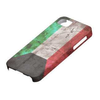 Kuwaiti Flag iPhone SE/5/5s Case