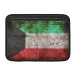 Kuwaiti Flag MacBook Air Sleeve