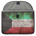 Kuwaiti Flag Sleeve For MacBooks