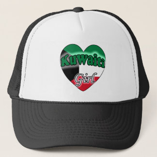 Kuwaiti Girl Trucker Hat
