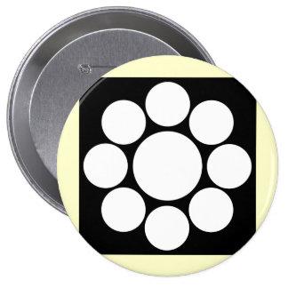 Kuyo , Japan Buttons