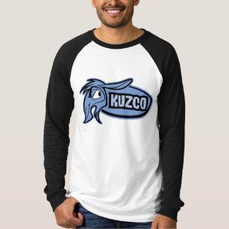Kuzco Disney del nuevo surco de los emperadores Playera