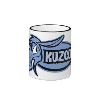 Kuzco Disney del nuevo surco de los emperadores Tazas De Café