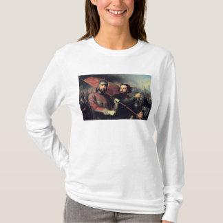 Kuzma Minin & Dmitry Pozharsky's National T-Shirt