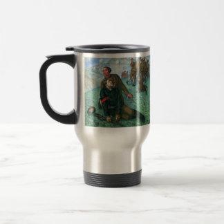Kuzma Petrov-Vodkin- Death of Commissar 15 Oz Stainless Steel Travel Mug
