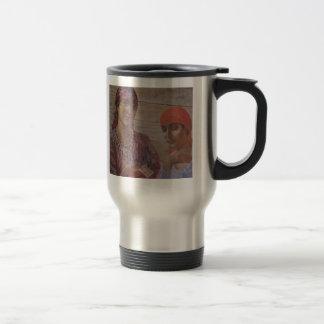 Kuzma Petrov-Vodkin- Gypsy 15 Oz Stainless Steel Travel Mug
