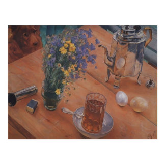 Kuzma Petrov-Vodkin- Morning Still Life Post Card