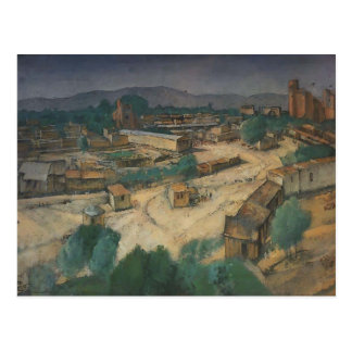 Kuzma Petrov-Vodkin- Samarkand Post Cards