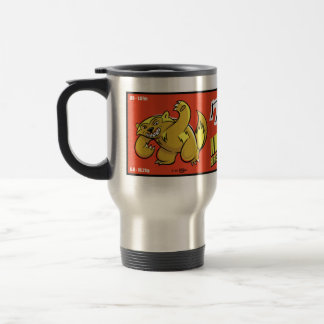 Kuzuri (Wolverine) Travel Mug