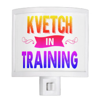 Kvetch the darkness or get this night light