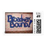 KVPC Broadway Bound Stamps