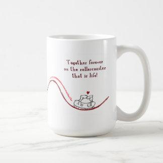 """KW heart NF "" Coffee Mug"