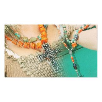 KW Jewelry Business Cards