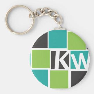 KW of accessories Keychain