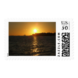 KW sunset stamp (h)