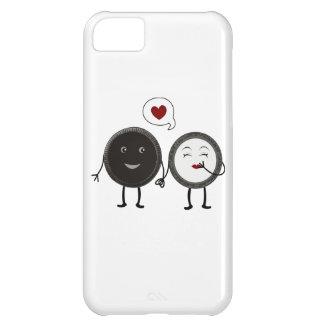 Kwaii Cookies and Cream Love iPhone 5C Case