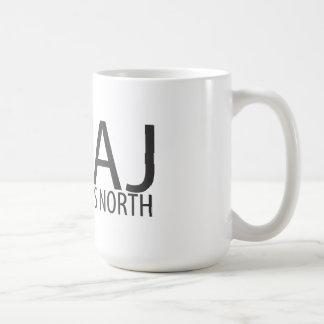 KWAJ Nine Degrees North Coffee Mug