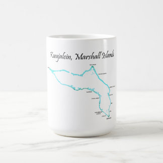 Kwajalein Atoll, Marshall Islands Classic White Coffee Mug