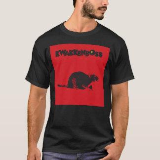 Kwakkenboss Rat Stencil Shirt (black only)