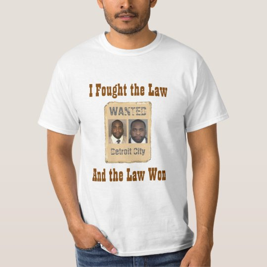 Kwame - I Fought the Law T-Shirt