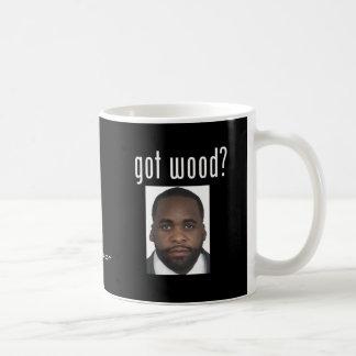 Kwame Kilpatrick:  Got Wood? Mugs
