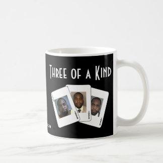 Kwame Kilpatrick - Three of a Kind Coffee Mug