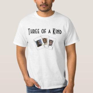 Kwame Kilpatrick - Three of a Kind T-shirt