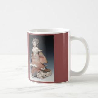Kwan Yin Female Buddha Mug