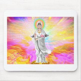 Kwan Yin la diosa de la compasión Tapete De Raton
