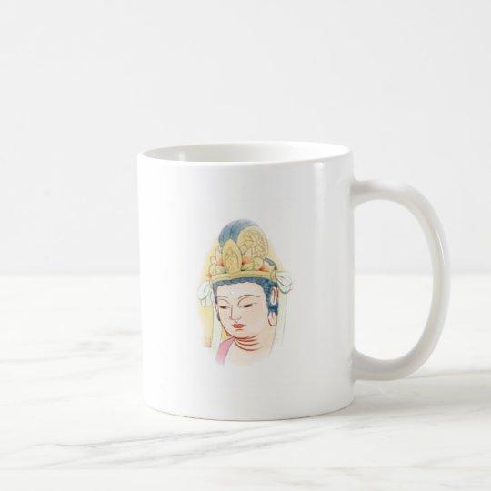 Kwan Yin Or Guanyin Coffee Mug