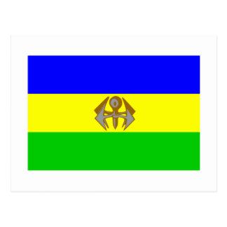 KwaNdebele Flag Postcard