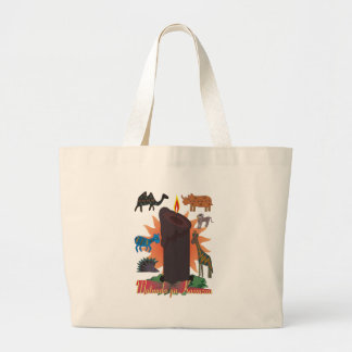 Kwanza 0fficial large tote bag