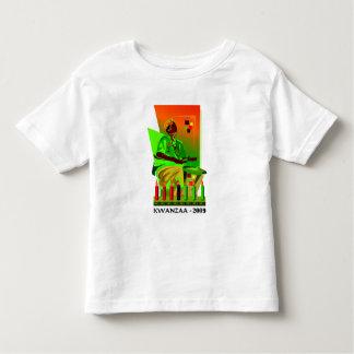 Kwanzaa 2009 toddler t-shirt