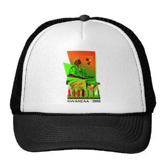 Kwanzaa 2009 trucker hat