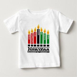 Kwanzaa 7 Principles Infant T-shirt
