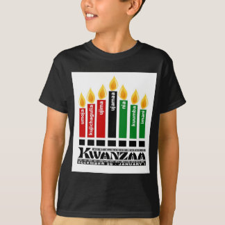 Kwanzaa 7 Principles T-Shirt