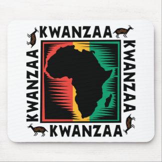 Kwanzaa Alfombrilla De Ratones