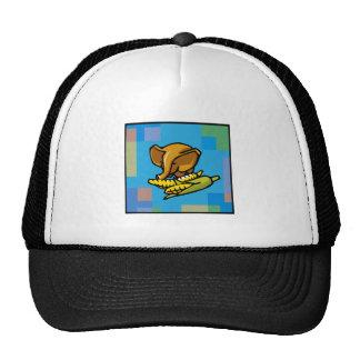 Kwanzaa Animal Trucker Hat